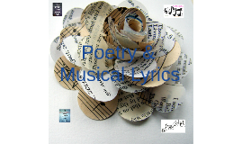 Poetry & Musical Lyrics