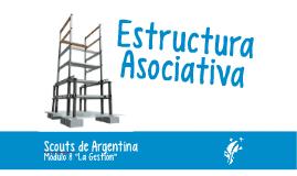 Estructura Asociativa - SAAC