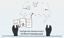 Inteligencia interpersonal e inteligencia intrapersonal
