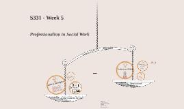 S331-Week 5