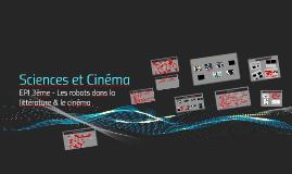Sciences et Cinéma