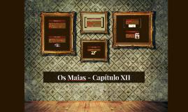 Os Maias - Capítulo XII