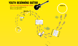 Youth Beginning Guitar