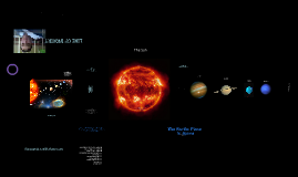 The Earths Place in Our Solar System.