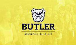 Discover Butler/Why Butler