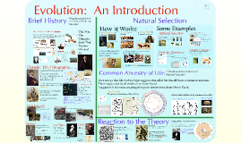 AP Bio - Evolution 1: Introduction to Evolution