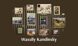 Copy of Wassily Kandinsky
