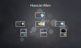 Huracan Allen