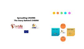 Spreading CHARM Spain April 2017