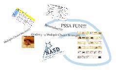 NASD PSSA 3rd - 4th Grade Math Multiple Choice Presentation