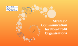 Rana of AABFS-NMA Strat Communication for Non-Profit Organisations