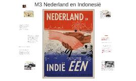 M3 Nederland en Indonesië