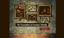 Short version of The Foundations of Canada's Identity