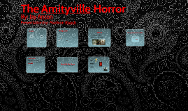 The Amytiville Horror