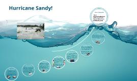 Hurricane Sandy!