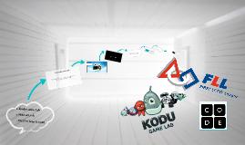 Kodu game lab, Hour of code, Fll