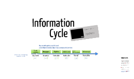 LIN 175 Information Cycle