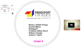 Copy of QUE ES PROEXPORT