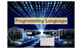 Copy of Programming Language