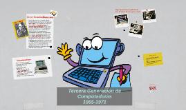 Copy of 3era Generacion de Computadoras