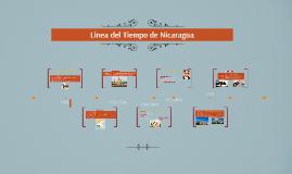 Copy of Linea del Tiempo de Nicaragua