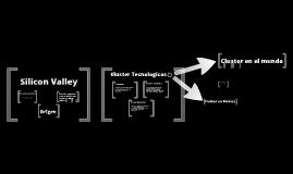 Silicon Valley, Cluster Tecnológicos y Tecnopolis.