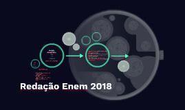 Redação Enem 2018