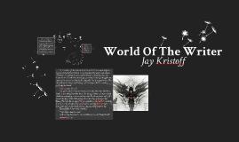 World Of The Writer