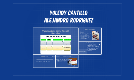 yuleidy Cantillo