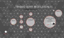 TRABAJO SOBRE REDES SOCIALES