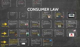 Copy of Copy of CONSUMER LAW