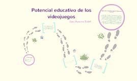 Potencial educativo de los videojuegos