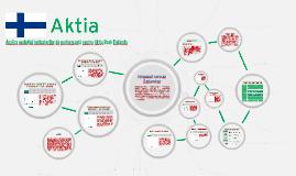 Analiza evolutiei indicatorilor de performanță pentru Aktia