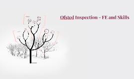 Copy of OFSted Inspection - FE and Skills