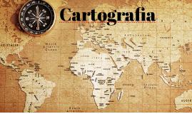 CARTOGRAFIA E PROJEÇÕES