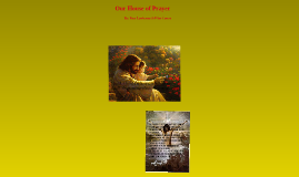 Our House of Prayer