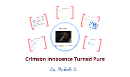 Crimson Innocence Turned Pure