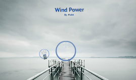 Physical Wind Power Plant