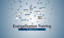 Copy of Evangelization Training