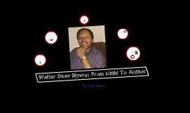 Walter Dean Myers Prezi