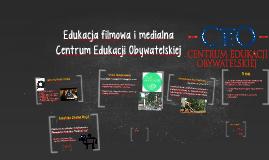 Edukacja filmowa i medialna