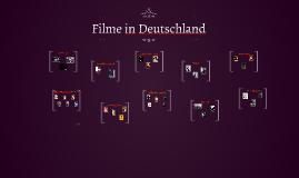Filme und Fernsehserien in Deutschland