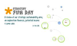 Finance Strategy Fun Day