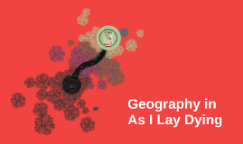 Geography in As I Lay Dying
