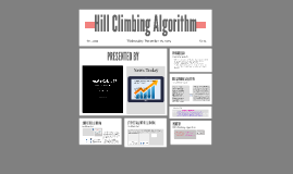 Copy of Hill Climbing Algorithm