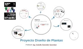 Proyecto Diseño de Plantas
