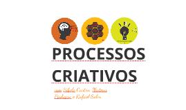 Oficina Processos Criativos