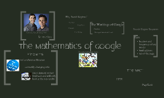 Copy of The Mathematics of Google