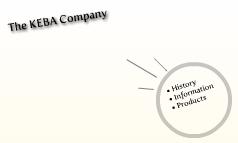 The KEBA Company