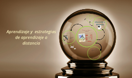 Copy of Aprendizaje y  estrategias de aprendizaje a distancia